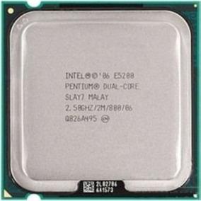 Processador Intel 775 Pentium Dual-core E5200 2.60ghz 2mb
