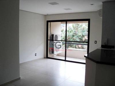 Apartamento Com 1 Dormitório À Venda, 49 M² Por R$ 320.000 - Jardim Paraíso - Campinas/sp - Ap8072