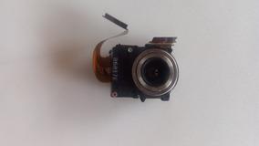 Bloco Otico Lente Sony Dsc S600 C/ Ccd Original - A1156857a