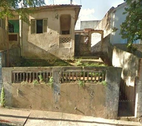 Terreno Com 2  Casas -  8,00 X 30,00  500.000,00 - St12602