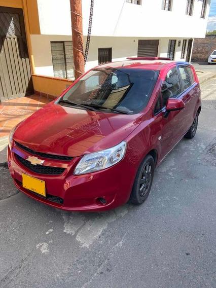 Chevrolet Sail Lt Hatchback