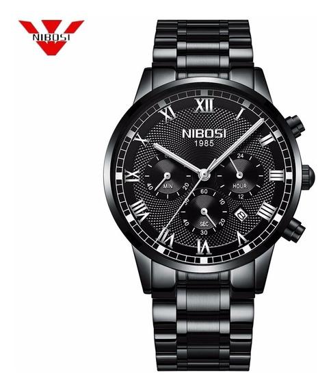 Nibosi Relogio Masculino Homens Relógios Top Promaçao