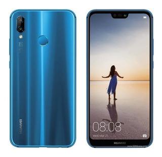 Celular Huawei P20 Lite Lx3 32gb Rom 4gb Ram .-
