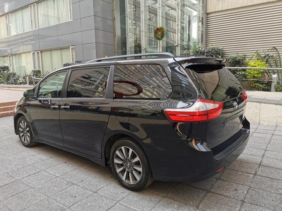 Toyota Sienna 3.5 Xle Piel At 2018