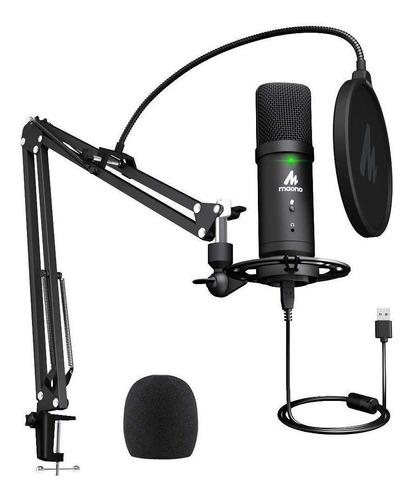 Micrófono Maono AU-PM401 condensador cardioide
