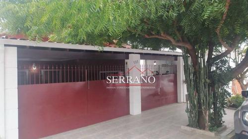Casa À Venda, 181 M² Por R$ 550.000,00 - Vila Junqueira - Vinhedo/sp - Ca0379