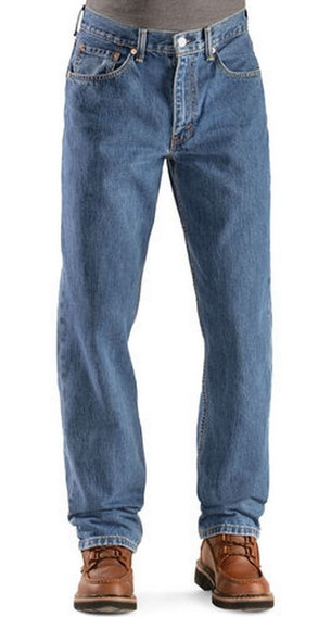 Jean Masculinos Levis 550 Relaxed Talla 30x32
