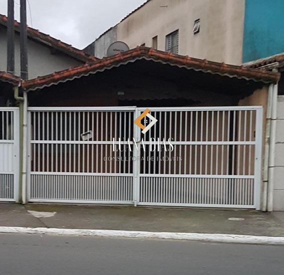 Casa Térrea Com 3 Dormitórios C/ 1 Súite Na Av Do Trabalhador - Tude Bastos - Praia Grande/sp. - 49