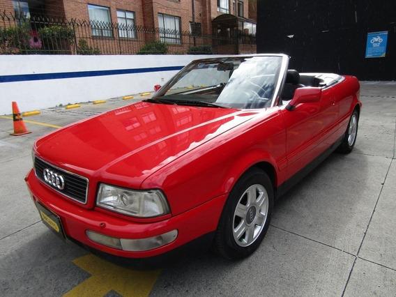 Audi Cabrio .