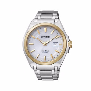 Reloj Dama Citizen Ew2214-52a Super Titanio Agente Oficial M