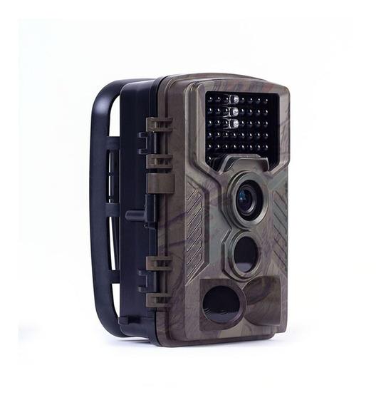 Armadilha Câmera Trilha Com Visor Lcd Hc-800a + Sd 16gb