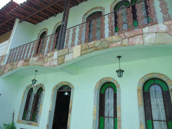 Casa Individual 3 Quartos,suíte, Armários - 8048