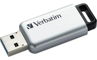Memoria Usb 64gb Sng Secure Pro Usb 3.0 Verbatim 98666