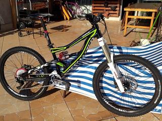 Bike Specialized Status 2012
