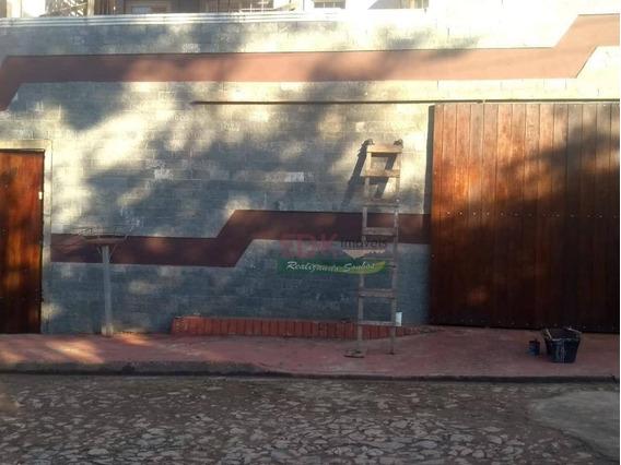 Casa Com 4 Dormitórios À Venda, 147 M² Por R$ 180.000,00 - Jardim Maria Carolina - Santa Branca/sp - Ca2582