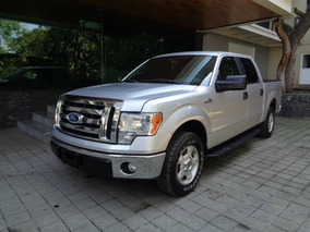 Ford Lobo Doble Cabina Full Equipo 2012 (impecable)