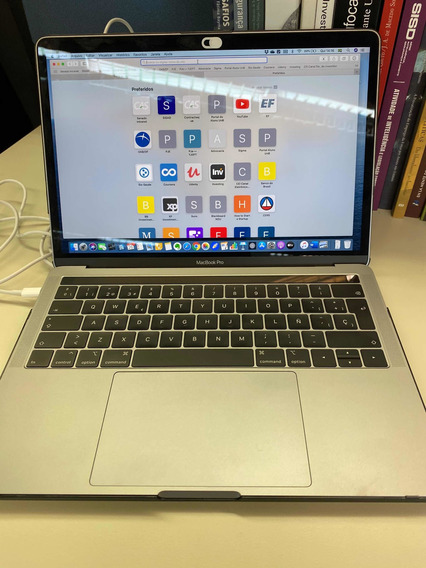 Macbook Pro 13 2019 I5 Touch Bar 256 Gb Caixa E Nota Zero