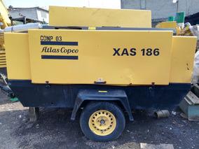 Compresor Atlas Copco Xas 186 / 375 Pcm