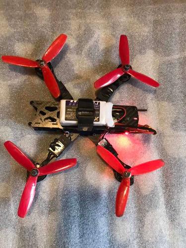 Drone De Carrera Dys F4 Pro, Esc Dys 20a, Emax Rs2205