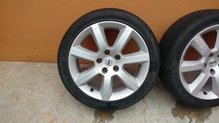 Rines 17 5/114.3 Originales Nissan 350z Progresivos