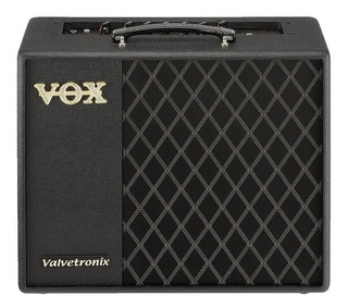 Amplificador VOX VTX Series VT40X Valvular 40W negro