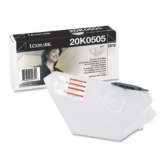 Reservatorio Residuo Toner C510 - Lexmark
