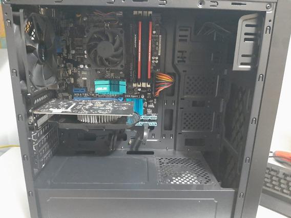 Computador Game, Gtx 1050ti, 16gb Ram, Fx 8300 Black Edition