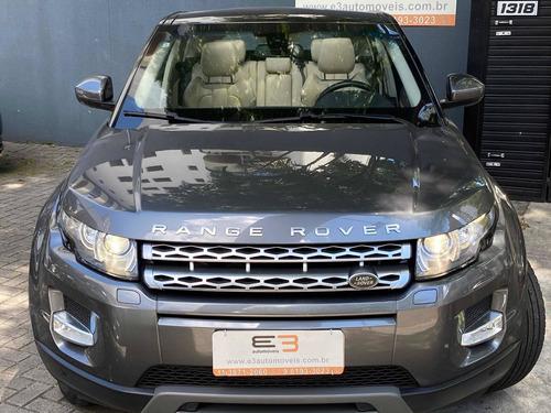 Land Rover Evoque Prestige 2.2 Diesel  2015 Blindado