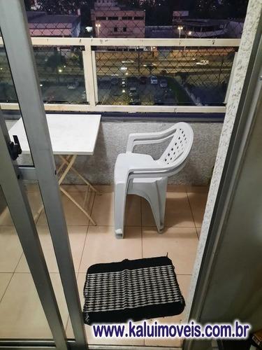 Pq. São Vicente - Apartamento 2 Dormitórios. - 74331