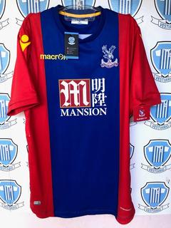 Crystal Palace Inglaterra Macron Camisa Jogo Nova C Etiqueta