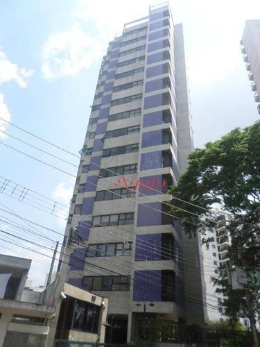 Apartamento À Venda, 90 M² Por R$ 480.000,00 - Centro - Santo André/sp - Ap1877