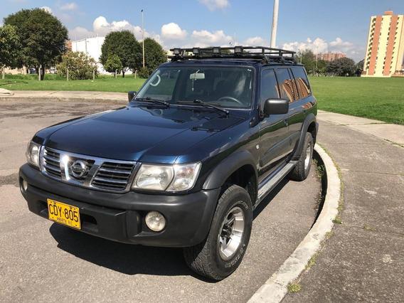 Nissan Patrol 4.8 4x4 Mt Y61