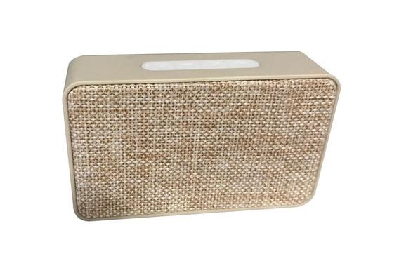 Caixa De Som Bluetooth X500 Xtrax Natural