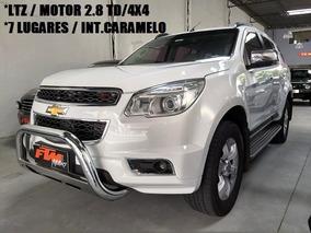 Chevrolet Trailblazer Ltz 7l 2.8 Td 2013