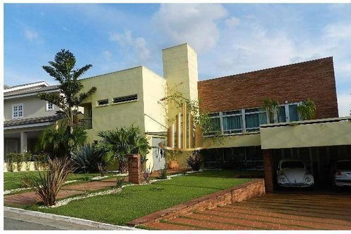 Casa Com 4 Dormitórios Sendo 3 Suítes À Venda, 449 M² Por R$ 2.900.000 - Alphaville 11 - Santana De Parnaíba/sp - Ca0944