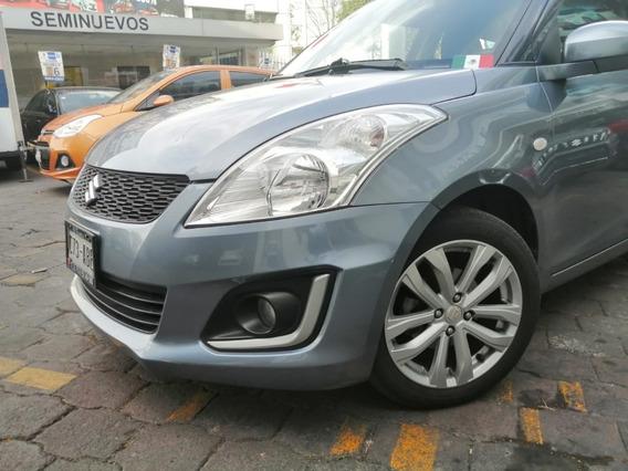 Suzuki Swift Gls 2015
