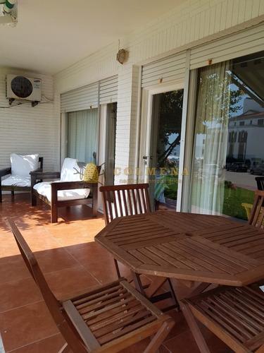 Apartamento En Pleno Corazon De La Peninsula De 1 Dor 2 Baños Y Garaje. Y Super Luminoso- Consulte!!!!!!!!!-ref:2418
