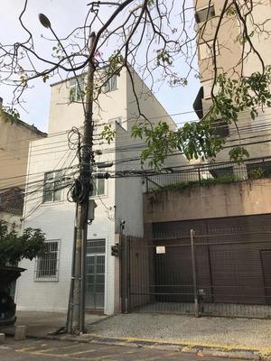 Casa Comercial De Rua Em Botafogo