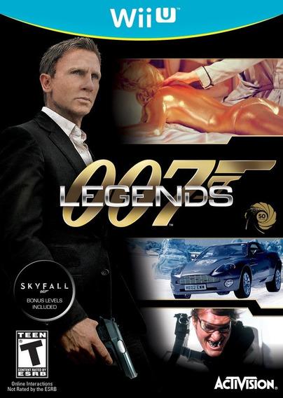 007 Legends - Digital Wii U