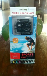 Sport Cam Tipo Gopro Full Hd