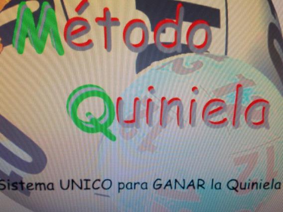 Método Para Ganar A La Quiniela, Lotería Y Ruleta