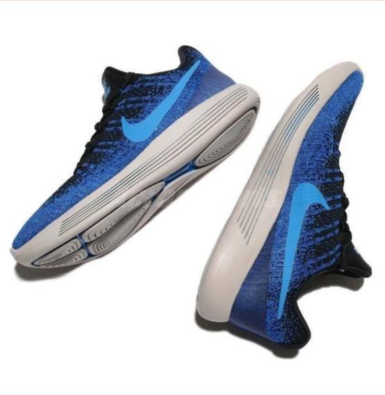 Zapatillas Nike Lunarepic Low Flyknit 2 Originales Oferta