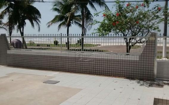 Kitnet Com 1 Dormitório Prédio De Frente Pro Mar Pé Na Areia Em Praia Grande.