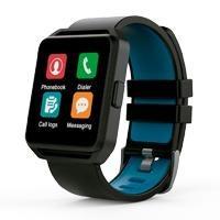 Ghia Smartwatch Pantalla 1.54 Touch Negro-azul
