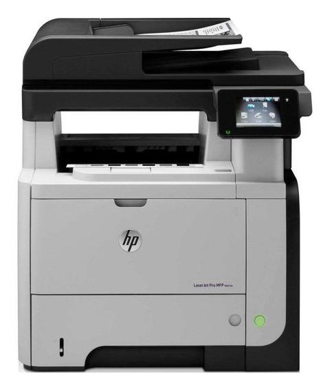 Impressora Hp Laserjet M521 Multifuncional Revisada