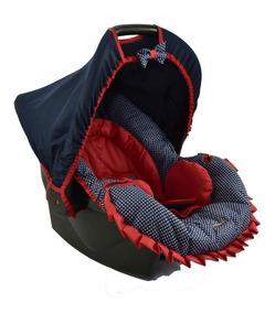 Capa De Bebê Conforto Com Acolchoado Cosco Kiddo Burigotto