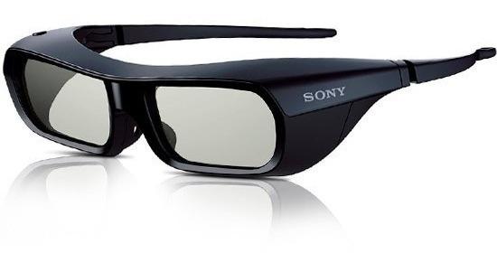 Óculos 3d Para Tv-sony-tdg-br250/b