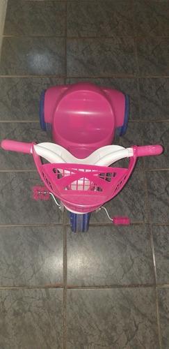 Promoção - Triciclo Motoca Infantil Velotrol Carrinho