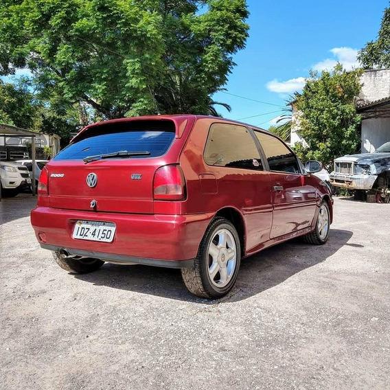 Volkswagen Gol Gti 8v