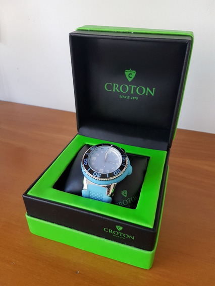 Relógio Japonês Croton Diver